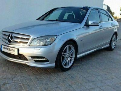 usado Mercedes C350 Clase CCDI Blue Efficiency Avantgarde