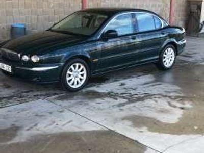usado Jaguar X-type 2.5 gasolina