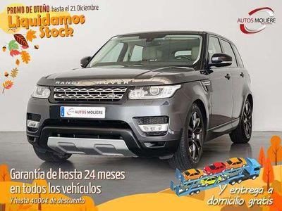 usado Land Rover Range Rover Sport 4.4SDV8 HSE Aut.