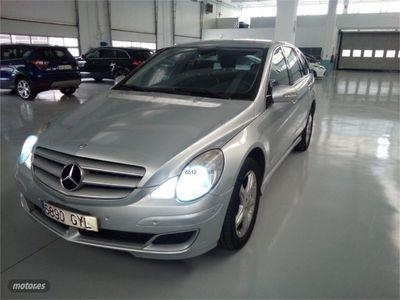 brugt Mercedes R320 CDI 4M Aut.