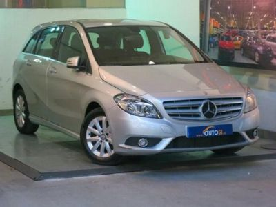 usado Mercedes 180 Clase B CLASECDI -