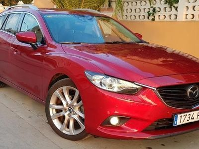 usado Mazda 6 WAGON 2.2 D 175 CV AUTOM. LUXURY PREMIUM TRAVEL