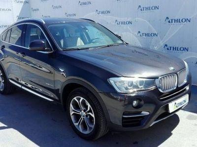 used BMW X4 xDrive 20dA