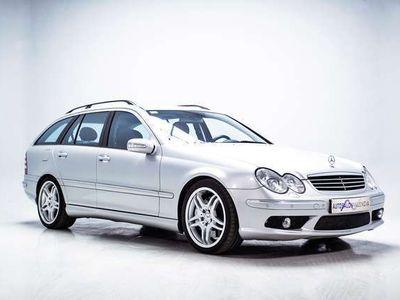 usado Mercedes C55 AMG AMG Clase Familiar T203 Familiar Aut.