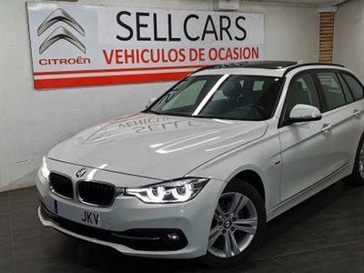 usado BMW 320 Serie 3 dA Touring Efficient Dynamics Sport