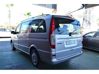 usado Mercedes Viano 2.2CDI Trend Larga - Navi - 7 plazas