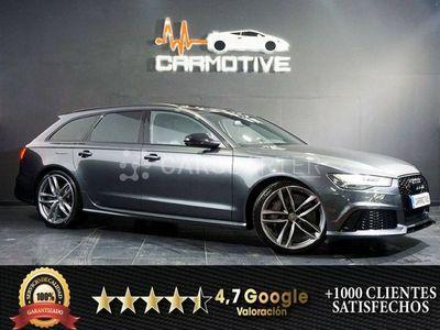 usado Audi A6 RS 6 4.0 TFSI 605CV Quattro Tiptronic Performance Avant 5p