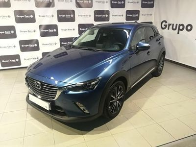 usado Mazda CX-3 2.0 SKYACTIV GE Senses Edition