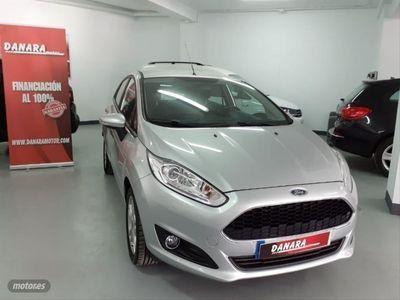 usado Ford Fiesta 1.25 Duratec 82cv Titanium 5p