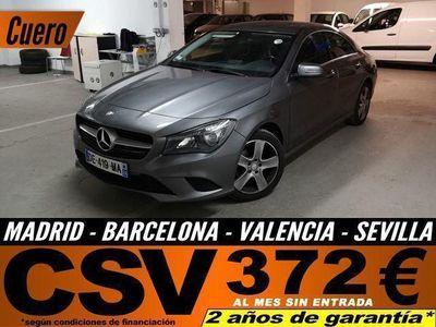 usado Mercedes CLA180 Clase CLA