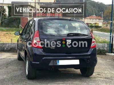 usado Dacia Sandero 1.2 Base 75 cv en Madrid