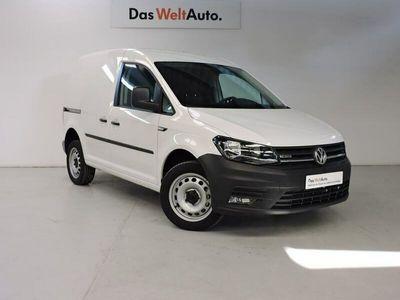 usado VW Caddy Furgón 2.0TDI Business 4M 90kW