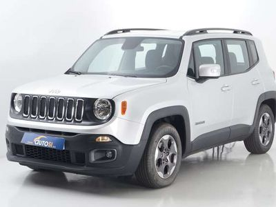 usado Jeep Renegade 1.6Mjt Longitude 4x2 88kW