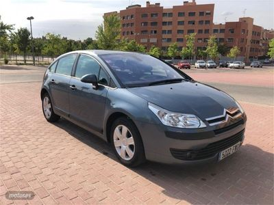 used Citroën C4 1.6 HDi 110 Exclusive