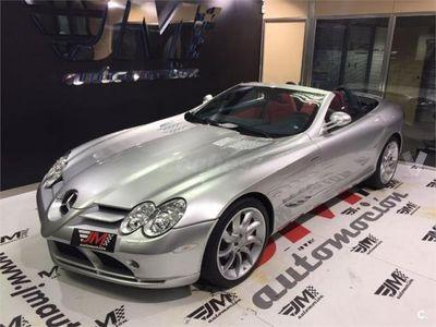 usado Mercedes SLR McLaren Roadster 2p. -10