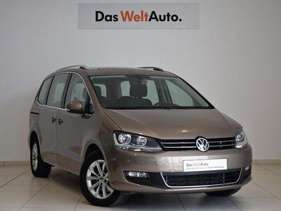 usado VW Sharan 2.0TDI Advance DSG 150CV #GRUPO CABRERO#