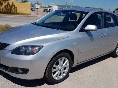 brugt Mazda 3 Sportive CRTD