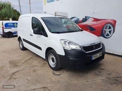 usado Peugeot Partner Furgon Confort L1 1.6 BlueHDi 100