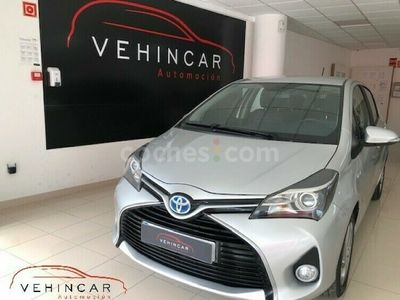 usado Toyota Yaris 100h 1.5 Active 100 cv en Palmas, Las