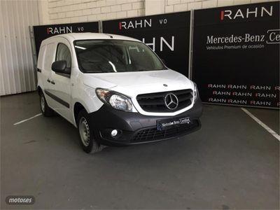 usado Mercedes Citan 109 CDI Furgon Largo