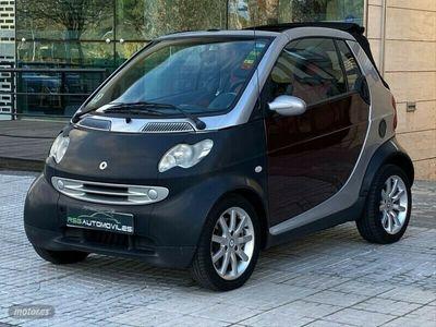 usado Smart ForTwo Cabrio passion 61CV
