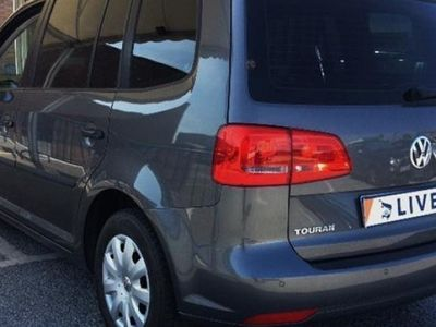 usado VW Touran 1.6TDI Edition BMT 105