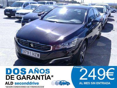 usado Peugeot 508 2.0 BlueHDI GT Aut. 133 kW (180 CV)