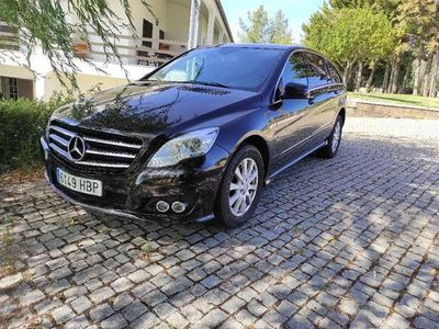 usado Mercedes R350 L 4Matic BlueEFFICIENCY 7G-TRONIC