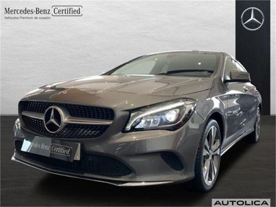 usado Mercedes CLA200 Shooting Brake Clase CLA CLA Shooting Brake7G-DCT