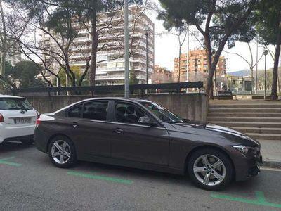 usado BMW 328 Serie 3 F30/F80