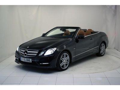 usado Mercedes 350 CABRIO BLU FF. AVANTGARD