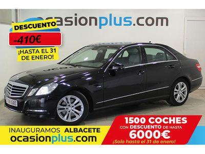 usado Mercedes 250 CDI Blue Efficiency Avantgarde 204CV