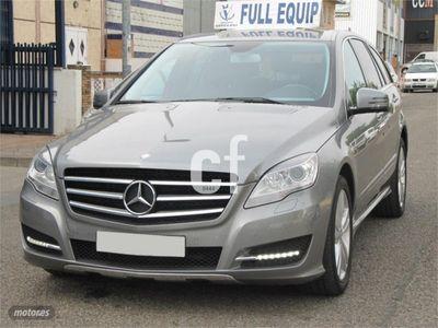 usado Mercedes R350 CDI 4M L