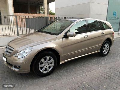 usado Mercedes R350 Clase R4MATIC L