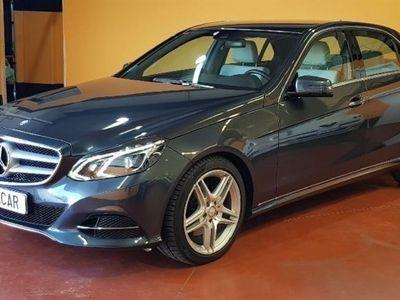usado Mercedes E300 Clase EBlueTec HYBRID Avantgarde