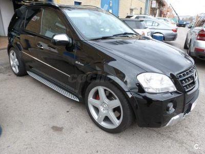 usado Mercedes ML63 AMG Clase MAmg 5p. -09