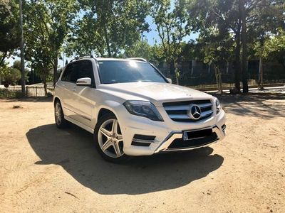 usado Mercedes GLK220 CDI BE 4M 7G-TRONIC