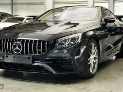usado Mercedes S63 AMG Clase S AMG4MATIC