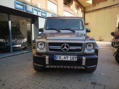usado Mercedes G63 AMG ClaseAMG