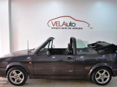 brugt VW Golf Cabriolet Golf 1.8 GL