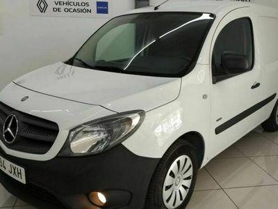 usado Mercedes Citan 109 CDI FURGoN COMPACTO -