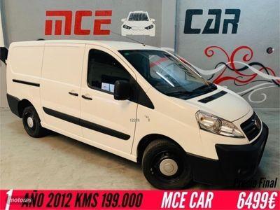 käytetty Fiat Scudo 2.0 MJT 130cv H1 12 Comfort Largo Euro 5