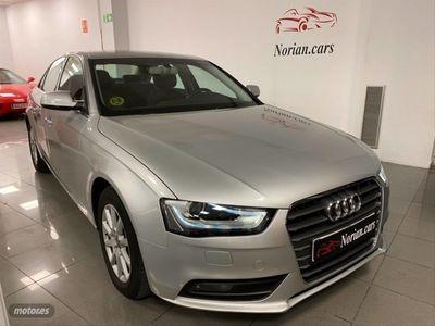 usado Audi A4 2.0 TDI 143cv