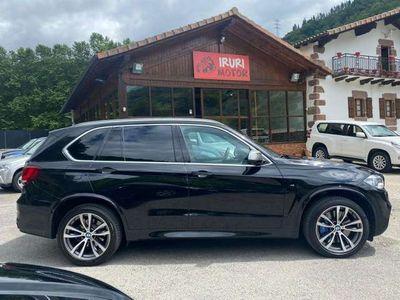 usado BMW X5 M50dA