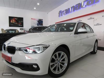 usado BMW 318 D, 150CV IMPECABLE ESTADO, GRTA OFICIAL