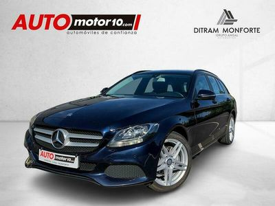 usado Mercedes C200 d Sportive Avantgarde