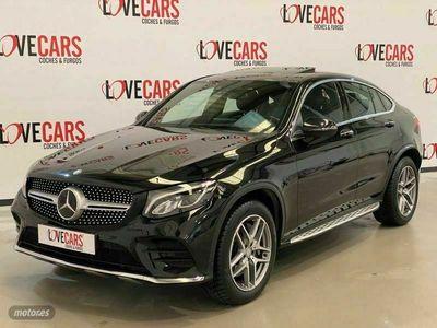 usado Mercedes GLC350 GLC Coupéd 4MATIC
