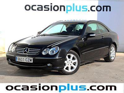 usado Mercedes CLK270 CDI ELEGANCE (170CV)
