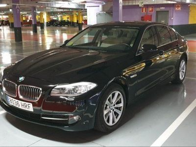 usado BMW 520 Serie 5 d EfficientDynamics