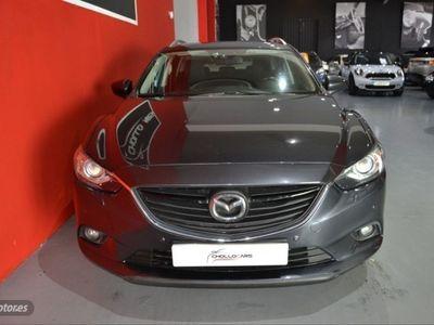 usado Mazda 6 2.2 DE 150cv Style Pack Safety WGN